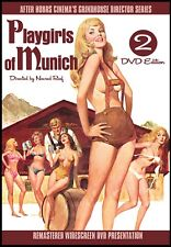 Playgirls Of Munich Grindhouse Director Series Edition (OOP DVD)