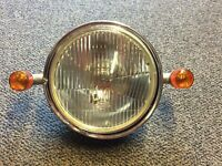 1977 Honda GL 1000 Headlight With Blinkers