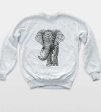 Aztec Cotton Sweatshirts for Men