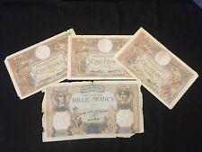 billet de banque france 1932.1933