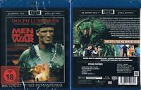MEN OF WAR --- Blu-ray --- Klassiker --- Dolph Lundgren --- Uncut --- Neu & OVP
