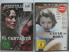 Drama & Komödie Collection Paket Sammlung - A Star is born & El Cantante - Lopez