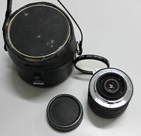 Vivitar 35 mm 1:2.8 Auto Wide-Angle 52 mm Lens
