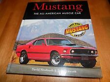 MUSTANG ALL-AMERICAN MUSCLE CAR Auto Cars Ford Autos Shelby Cobra DVD BOOK SET