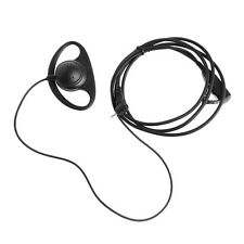 2.5mm D-Type Earpiece Headset PTT Mic For Motorola Talkabout Walkie Talkie 1-Pin