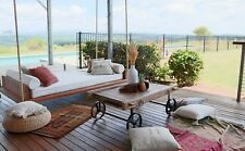 Custom made outdoor/indoor cushion/sofa/wicker chairs/bedhead/daybed covers&upho