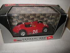 1.43 BRUMM  FANGIO F1 WORLD CHAMPION FERRARI D50 GP ITALIA 1956 LIMITED ED