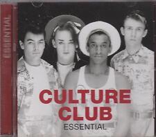CULTURE CLUB - ESSENTIAL - CD - NEW -