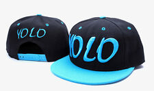 Snapback Yolo Cap Mode blogueurs Taylor Gang TISA YMCMB Obey Last Kings New