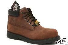 "New Skechers Harvard - Waterford 6"" Composite Toe Hiking Men Boots Sz 11 - 76941"