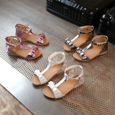 Princess Summer Sandals for Girls