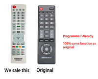 New USB Universal Remote for EMERSON TV NH310UP NH305UD NH303UD- Programmed