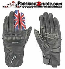 Guanti gloves leather pelle OJ FIGHTER INGLESE UK