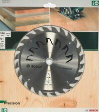 Bosch DIY Kreissägeblatt Precision 184 x 2 x 20/16  Z24 2609256863