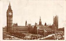 R141029 Houses of Parliament. London. RP. 1929
