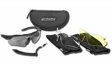 ESS® Crossbow 3LS Ballistic Safety Eyeshield Military Glasses 3 Lens Set - USA