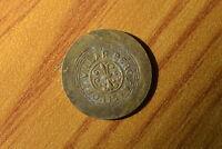 GETTONE OFF. VILLAR PEROSA 1954 RIV diametro 2 cm SUBALPINA