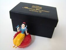 Dept 56 Jeweled Trinket Hinged Box - Snow White Disney Trinket Box