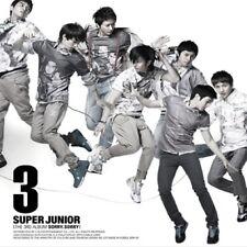 Super Junior-[Sorry, Sorry]3rd Album Repackage C Ver CD+Lyrics Booklet+Gift Kpop