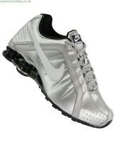 $150 NIB NEW Women's Nike Shox Shoes 454339 018 Torch Reax Silver