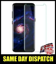 Samsung Galaxy S8 & S8+ TPU/Plastic Tempered Screen Protector Clear