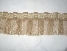 12,50 METRES DE GALON ANCIEN PASSEMENTERIE DE LYON/FRENCH FRINGE TRIM/N°CO109