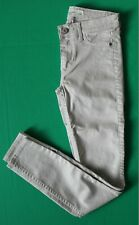 Abecrombie & Fitch Women's Coated Jeggings Jeans Size 00