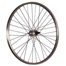 Taylor Wheels 24 Zoll Laufrad Hinterrad Aluminiumfelge Schraubachse 5-8 f silber