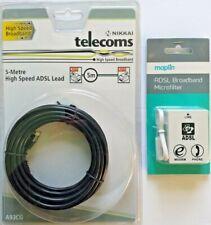 Maplin ADSL Micro Filter Broadband BT Telephone Phone Microfilter