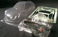 RC 1 10 Drift Car 190mm Unpainted Body Shell Lexus DTM fits Tamiya Yokomo HPI
