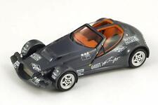 Gillet Vertigo Spider Record Car 2002 Dark Grey Met SPARK 1:43 S1461 Miniature