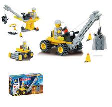 Urban Construction Building block Toys Truck series Crane Kids Educational Toy