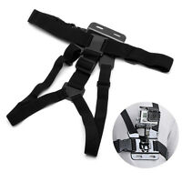 Adjustable Body Camera Strap Belt Chest Mount Harness For GoPro Hero 4 3+3 2 1