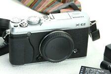 Fuji Fujifilm X-E2 16.3mp Mirrorless Digital Kamera, Body