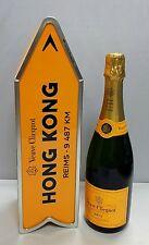 Veuve Clicquot Brut Champagner HONG KONG 0,75L Limited Edition