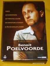 Coffret Poelvoorde 5 DVD Les Randonneurs / Le Vélo, Ghislain Lambert / Narco ...