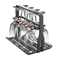 Universal Dishwasher Wine Glass Basket Rack Delicate Stem Glasses Holder