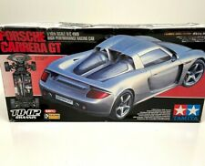 Tamiya 58322 TB-02 Porsche Carrera GT RC Performance Chassis Japan Box Damage
