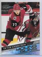 Victor Soderstrom 2020-2021 Upper Deck Series #1 Yg'S Sp Rc/Sweden/Coyotes