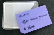 Sony Memory Stick Duo 16MB With Sleeve
