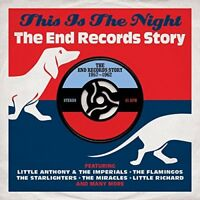 This Is The Night - The End Records Story 1957-1962 2CD NEW/SEALED