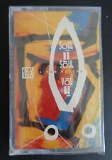 SOUL II SOUL A New Decade 1990 Music Cassette Volume 2 New FREE SHIPPING Sealed
