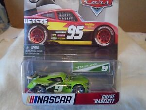 Disney Pixar Cars - Chase Racelott - 2021 New release - Nascar Collection