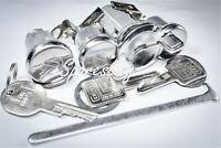 IGNITION LOCK BARREL HQ HJ HX DOORS & BOOT TORANA LJ LH LX  MONARO 4lock NEW