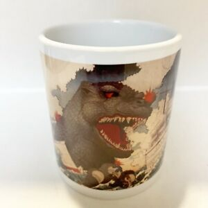 GODZILLA  - Coffee Mug 11Oz White - DreamWorks