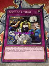 Carte Yu Gi Oh BOITE DE VITESSES COTD-FR080