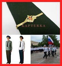 ☆ Original Russische Armee Krawattenspange für Offizier Uniform ☆