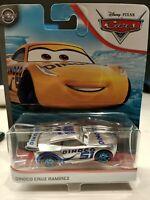 Disney Pixar Cars - Dinoco Cruz Ramirez 5 Silver Collection Official Diecast