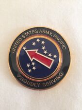 United States Army Pacific Command Sergeant Major Coin E13