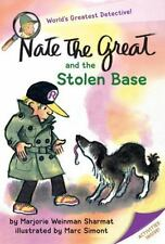 Nate the Great and the Stolen Base: By Sharmat, Marjorie Weinman